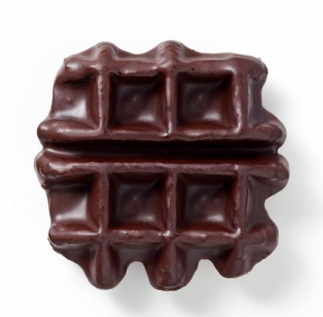 【期間限定】『チョコレートワッフル24個入』スイーツ感覚/チョコレート/おやつ/単品/パン/お取り寄せ/ギフト/人気