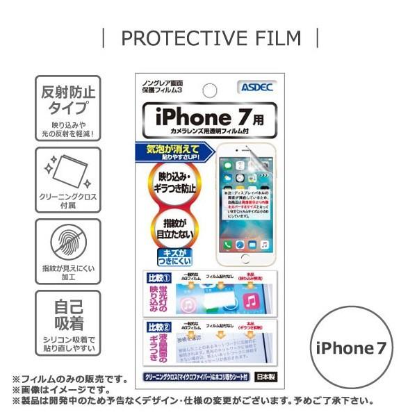 iPhone 7 液晶フィルム NGB-IPN10【5569】 ノング...