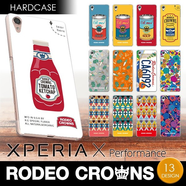 Xperia X performance (SO-04H/SOV33) 【RODEOCRO...