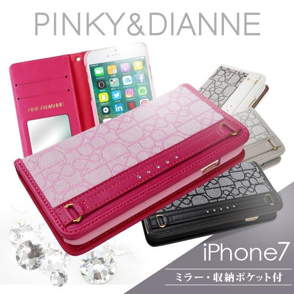 iPhone8 iPhone7/6s/6【PINKY&DIANNE/ピンキーア...