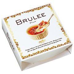 オハヨー乳業 BRULEE(ブリュレ) 6個入