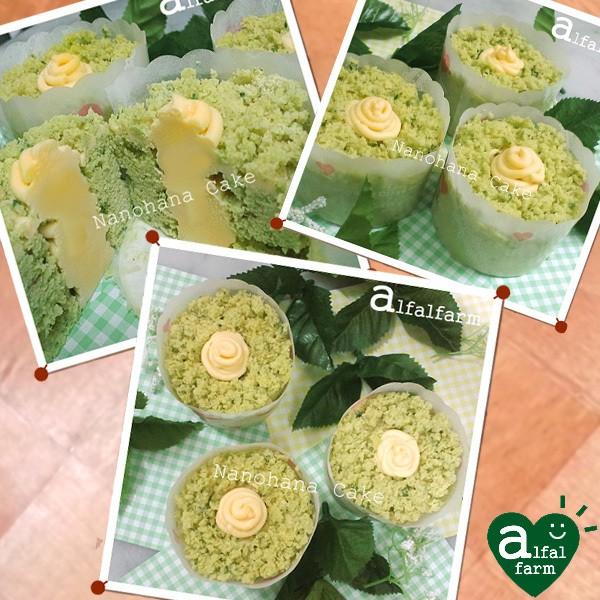 菜の花とおからのヘルシーケーキ*まーずキッチン...