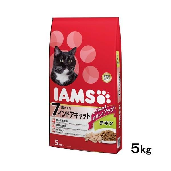 【 ペットフード 猫用 】アイムス 7歳以上用 イン...