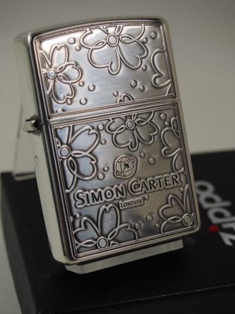 ジッポーZippo Simon Carter(サイモンカーター)...