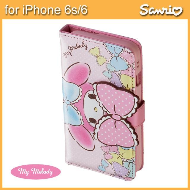★送料無料★iPhone6s iPhone6 マイメロディ ダイ...