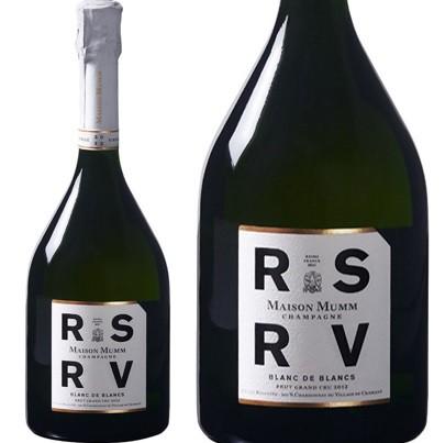 マム RSRV ブラン ド ブラン グランクリュ 2012年...