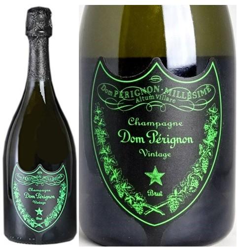 (ラベルが光るドンペリ) ドン ペリニヨン 2009年 ルミナスボトル (スパークリングワイン シャンパン 辛口)