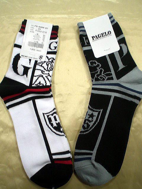 パジェロ 靴下 PAGELO