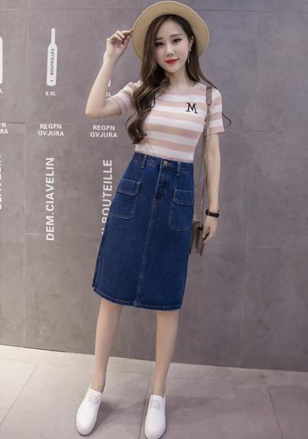 2枚送料無料  ファッション韓国風 レディースデ...