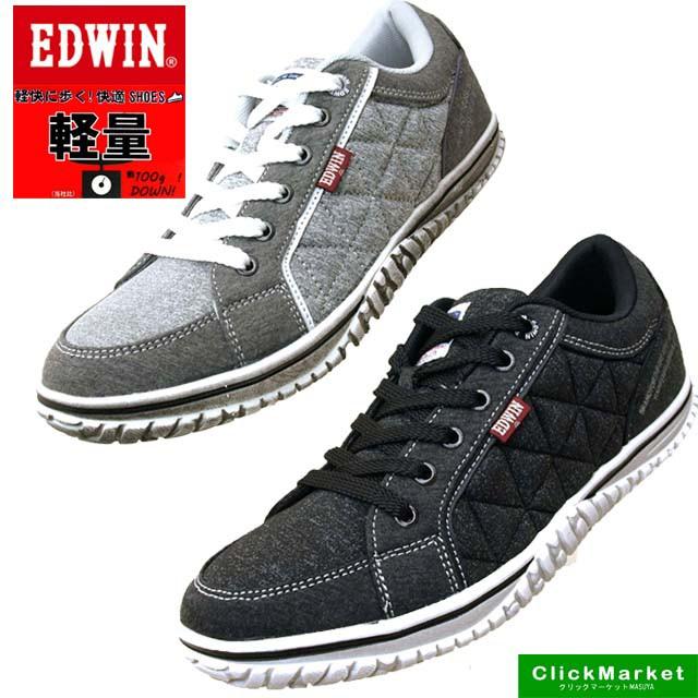 [送料無料]エドウィン EDWIN ED 7533 ローカット ...