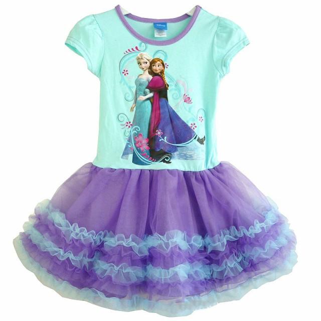 ディズニー♪ アナと雪の女王 Frozen アナ  子供...