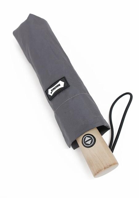 PARACHASE 傘 木製手元 携帯便利 自動開閉 軽量32...