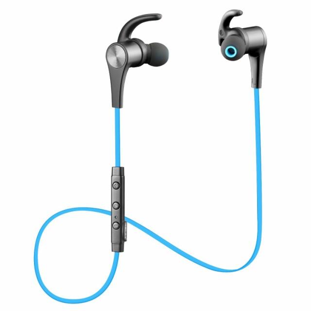 SoundPEATS(サウンドピーツ) Q12 Bluetooth イヤ...