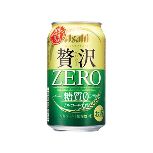 アサヒ クリアアサヒ 贅沢ゼロ 新ジャンル 35...