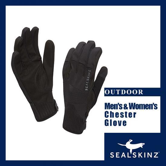 SEALSKINZ シールスキンズ 女性用軽量乗馬グロー...