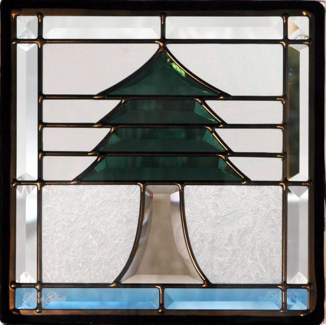 本物のステンドグラス ピュアグラス SH-GL43 ...