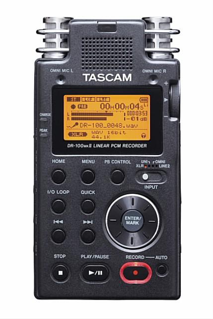 TASCAM タスカム DR-100MKIII リニアPCMレコーダ...