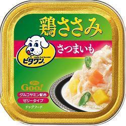 【日本ペット】ビタワングー 鶏ささみ緑黄色野菜...