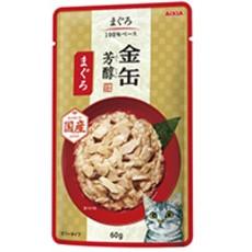 【アイシア】金缶 芳醇 まぐろ 60g