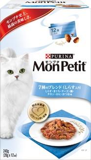 【ネスレピュリナ】モンプチボックス 7種のブレ...