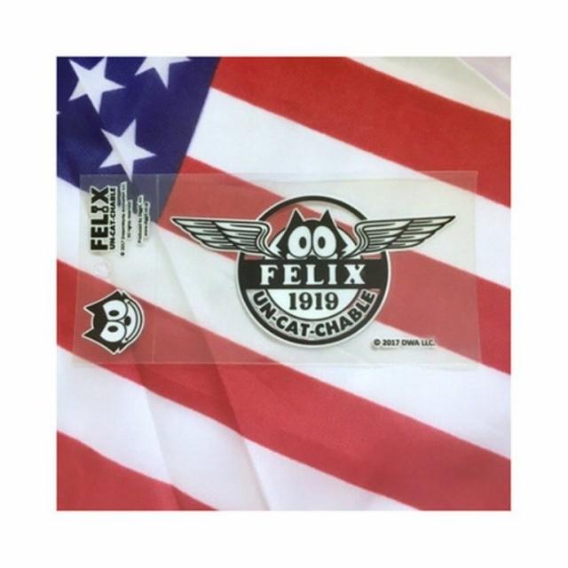 フィリックス Felix UCC Deco Stickers(WING) ...