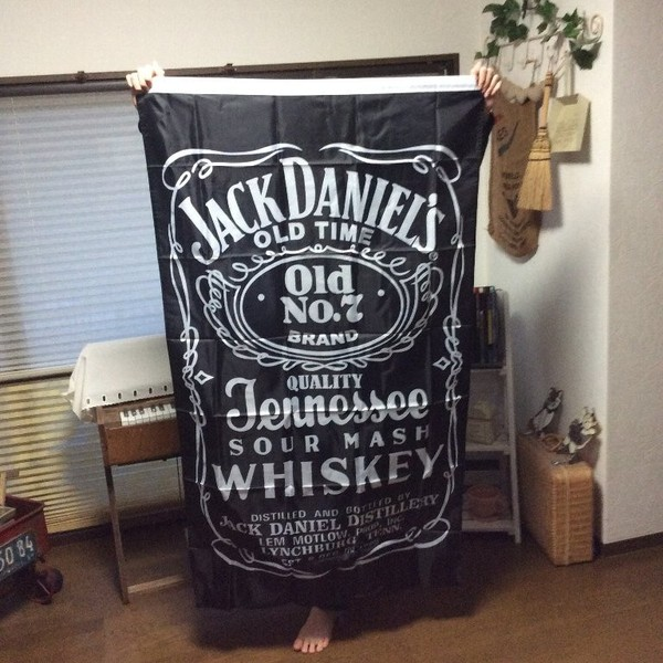 Jack Daniel's フラッグ (ジャックダニエル) / ...