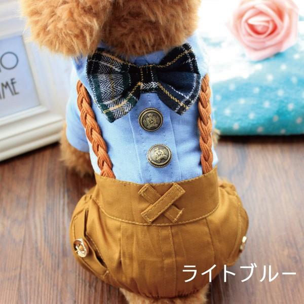ペット 服 正装 犬 ネコ 兼用 シャツ かわいい ...
