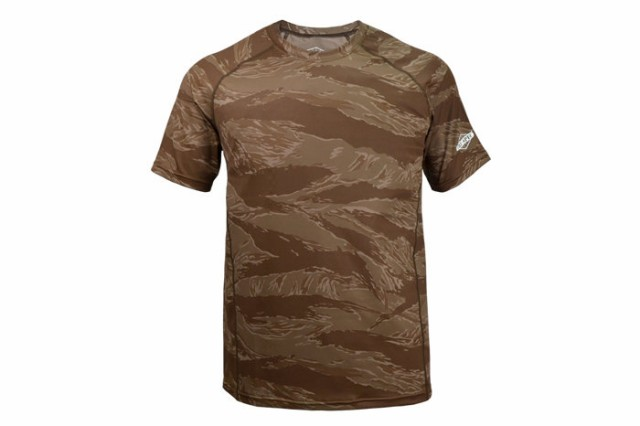 TRU-SPEC MEN'S DRY-FIT 半袖Tシャツ TIGER STRIP...