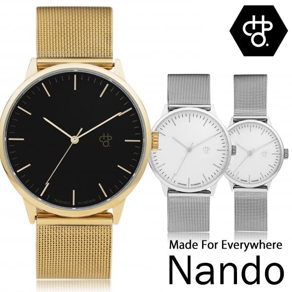 CHEAPO チーポ スウェーデン 北欧 人気 腕時計 Na...