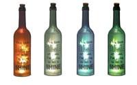 星のようにゆらゆらキラキラ光るかっこいいボトル...