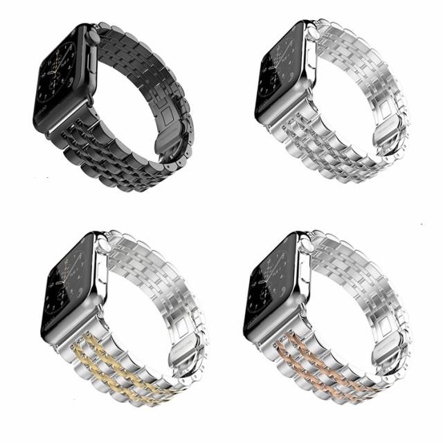 Apple Watch ステンレス ベルト 38mm 42mm Apple ...