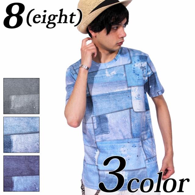 送料無料! Tシャツ メンズ 半袖 Tシャツ 全3色 ...
