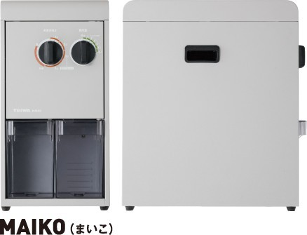 3kg玄米タンク 家庭用精米機 MAIKO PL-03