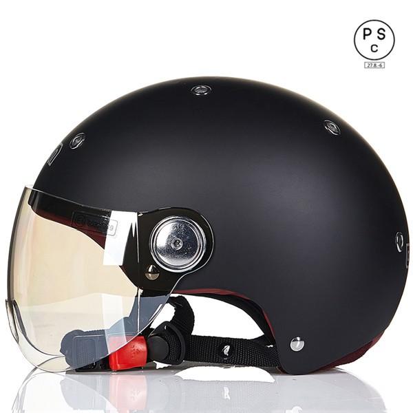 ハーレー ジェット バイクヘルメット 男女共用ヘ...