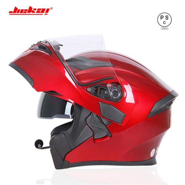 ヘルメット ブルートゥース付き バイク用  システ...