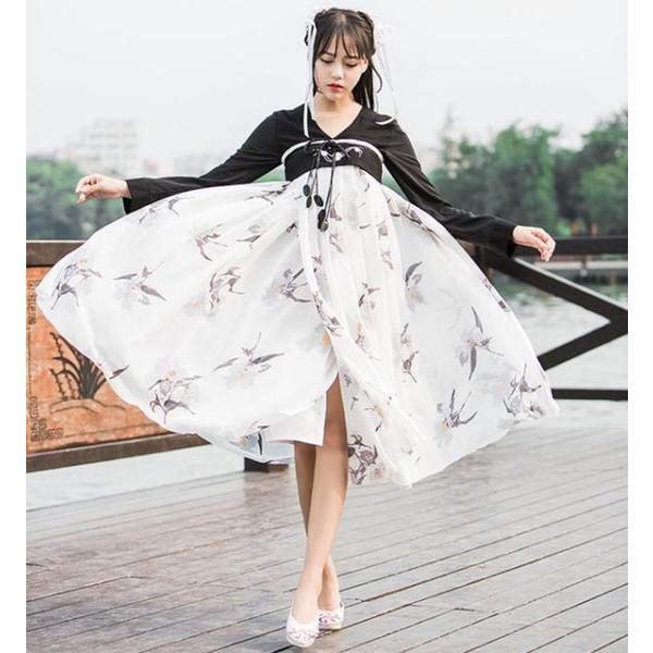 コスプレ衣装 レディース ロングスカート 中国風...