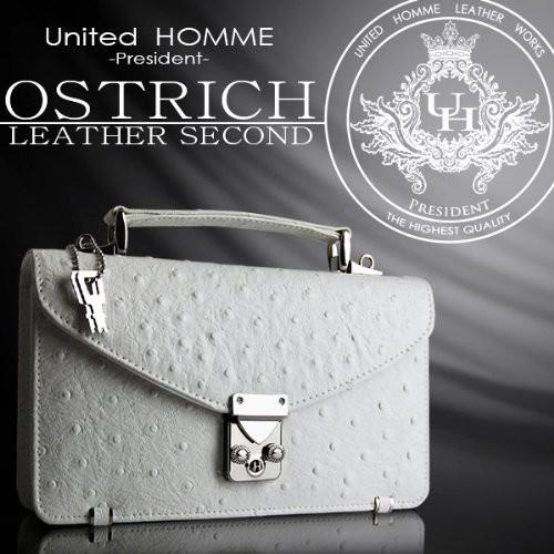 [United HOMME President] 紳士用 セカンドバッグ...