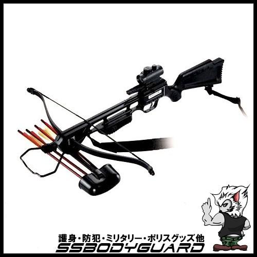 ジャガークロスボウ 150ポンド ブラック 【送...