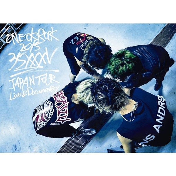 "1803 新品送料無料 ONE OK ROCK 2015 ""35xxxv"" J..."