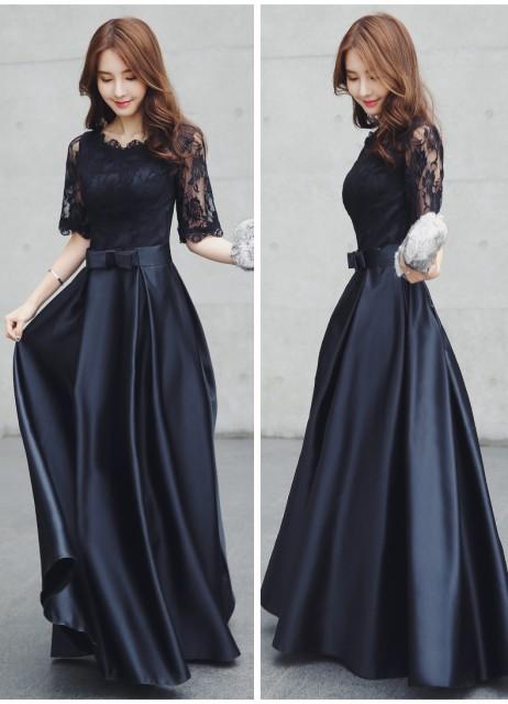 素敵なロングドレス 結婚式  二次会ドレス 花嫁 ...