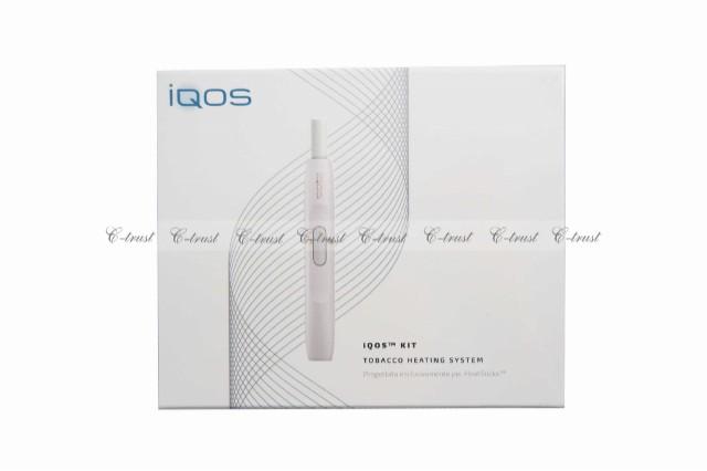 IQOS アイコス 本体 キット 新品 未開封 欧州購入...