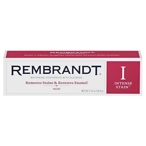 レンブラント Rembrandt インテンスステイン 歯磨...