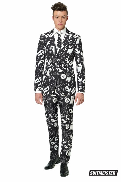 OPPO SUITS SUITMEISTER 【Halloween Black Ico...