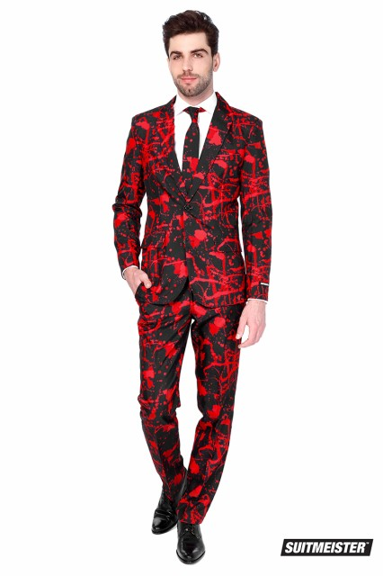 OPPO SUITS SUITMEISTER 【Halloween Black Blo...