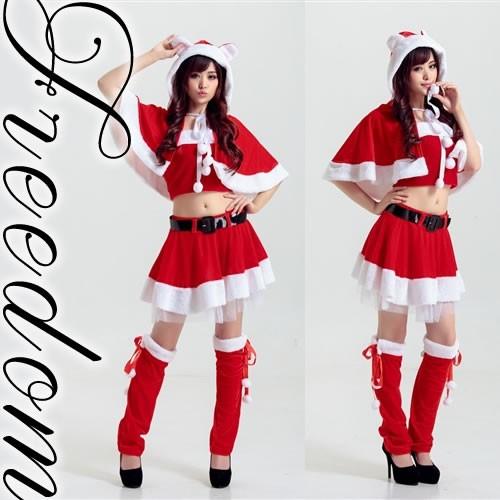 激安セール クリスマス パーティー サンタ コス★...