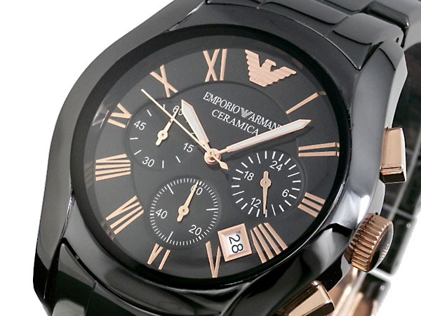 エンポリオ アルマーニ EMPORIO ARMANI CERAMICA 腕時計 AR1410 並行輸入品 送料無料