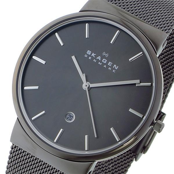 スカーゲン SKAGEN  クオーツ メンズ 腕時計 SKW6...