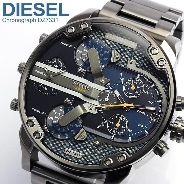DIESEL ディーゼル メンズ腕時計 DZ7331 ミスター...