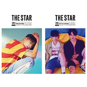 韓国芸能雑誌 THE STAR(ザ・スター) 2017年 8月...