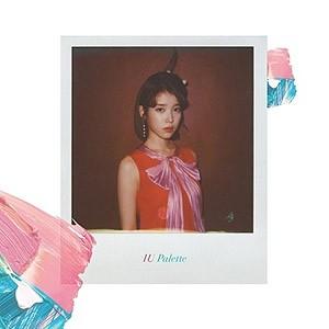 韓国音楽 IU(アイユー) - 4集 「PALETTE」 (CD+ブ...